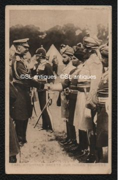 SL antiques official blog: SIKH MILITARY BEFORE THE WARS