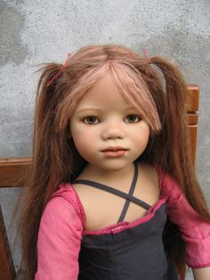 Helma's Top Dolls, Annette Himstedt 2008, Ajescha