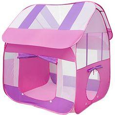 Playhouse Tent For Girls Playtents Girlsgifts Bestgiftsforgirls Play Imagination 3 Year