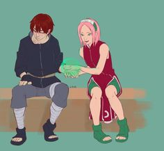 """ The most awesome sasosaku AU ever, where Sasori was born in Sakura's generation. So much potential there, I swear. I'm not quite sure what's going on beyond Sakura being in Suna and Sasori getting..."