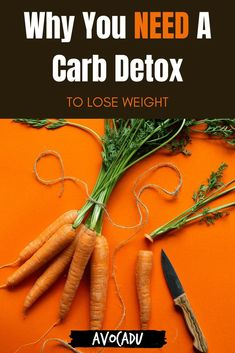 If you're struggling to lose weight, you NEED a carb detox! Find out what a carb detox does, why you need one, and how to detox the right way here. #avocadu #carbdetox #insulinresistance #weightloss Detox To Lose Weight, How To Lose Weight Fast, Best Keto Diet, Keto Diet Plan, Carb Detox, Fat For Fuel, Keto Diet Benefits, Reduce Appetite, Keto Diet For Beginners
