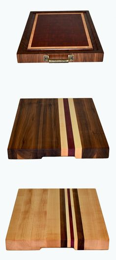 Too poor to buy cheap! Quality products last decades. Who has the money to constantly replace worn out factory made items that break down after only a few months. Pay a little more and have it for generations! Board prices vary from $65-$350 and are available in a wide variety of wood species and style. #handcrafted #cuttingboard #cooking #handmade #woodworking #foodie #giftideas #cook #chef #house #kitchendesign #wedding #weddinggift #dinnerparty #kitchenideas #homedecor #kitchens…