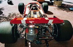 1971 Silvio Moser (Bellasi - Ford): Bellasi F1