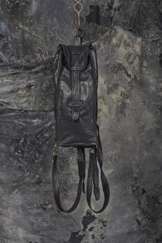 Sandrine Philippe Men SS15 Bag
