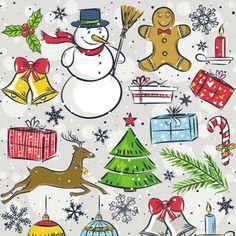 Christmas Vectors Mix