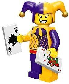 LEGO Minifigures Series 12 Jester Minifigure [Loose] LEGO http://www.amazon.com/dp/B00O5OSGV2/ref=cm_sw_r_pi_dp_uymjvb1FP0FHD