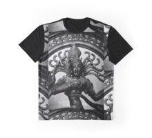 5198a Shiva Graphic T-Shirt