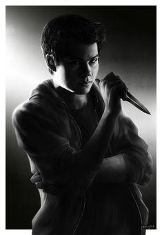 Dylan O'Brien as Stiles Stilinski Stiles Stilinski stilinski Teen Wolf Art, Teen Wolf Stiles, Dylan O'brien, Dylan O Brien Cute, Void Stiles, O Brian, Sterek, Future Husband, Persona