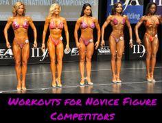 workout novice competitors