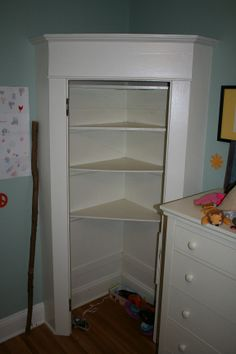 1000 Images About Corner Closet Wardrobe On Pinterest Corner Closet Closet And The Closet