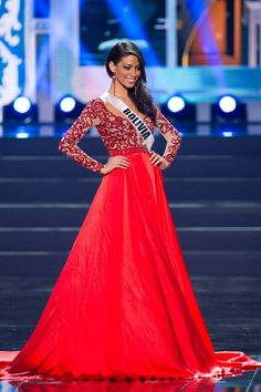 Miss Bolivia 2013 Evening Gown: HIT or MISS?