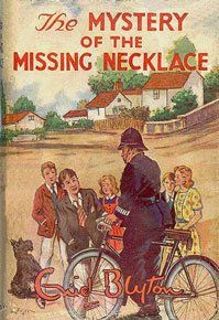 The Mystery of the Missing Necklace by Enid Blyton