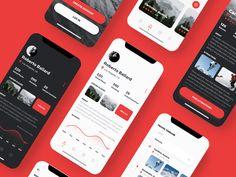 Travio Mobile App Screens
