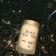 Born This Way foundation - Too Faced Fall 2015