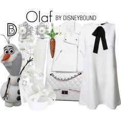 Disney Bound - Olaf