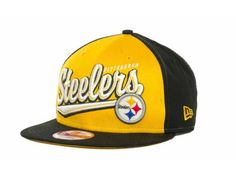 Pittsburgh Steelers NFL ScriptTailz Snapback 9FIFTY Cap Hats 1278b318b