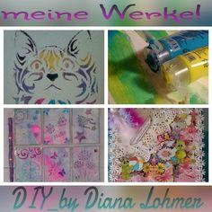 ♡ 24 ♥ ´★·.,DIY,.·★´So bastel ich meine Tags ★ ... (^^,♥