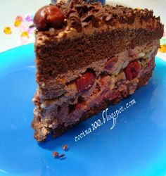 ideas for desserts nutella postres Russian Cakes, Russian Desserts, Russian Recipes, Pie Cake, No Bake Cake, Cheesecake Recipes, Dessert Recipes, Easy Cake Decorating, Sweet Cakes