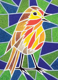 Robin On Stained Glass Painting Corporate Christmas Cards, Charity Christmas Cards, Religious Christmas Cards, Personalised Christmas Cards, Xmas Cards, Christmas Colors, Christmas And New Year, Father Christmas, Stained Glass Paint
