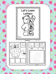 printables for each letter of the alphabet