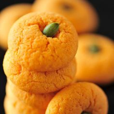 Biscotti di zucca - Ricette per Halloween - Bambinopoli