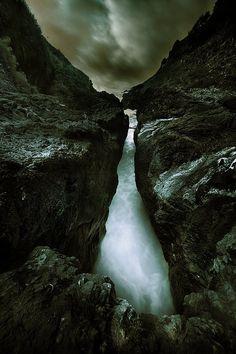 Devils Churn, Oregon