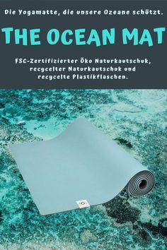 Die Yogamatte, die unsere Ozeane schützt. FSC-Zertifizierter Öko Naturkautschuk, recycelter Naturkautschuk und recycelte Plastikflaschen. Zero Waste Produktion | CO2 Neutral | 100% RutschfestMit deinem Einkauf unterstützt du den weltweiten Schutz von Walen und Delfinen. Wir spenden 1% unserer Umsätze an die Whale and Dolphin Conservation. Yoga Gurt, Massage, Co2 Neutral, Austria, Health Fitness, Recipe, Shopping, Natural Rubber, Plastic Bottles
