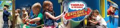 Hop on board and discover the engineer within this Saturday from 10am to 4pm with the Thomas & Friends Adventure at the Discovery Science Center in Santa Ana. Perfect for ages 2-6 with hands-on STEM exhibits, where kids solve a variety of challenges. #discoverysciencecenter #funforkids