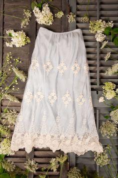 Antoinette Ladies Skirt | April's Attic Sale, Ladies Attic :Beautiful Designs by April Cornell