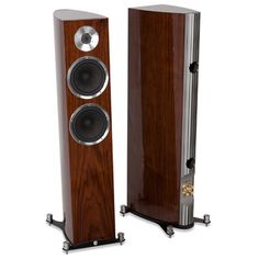 Gato Audio FM-6 2½-way floorstanding speaker offers effortless musical reproduction in medium to large listening rooms.