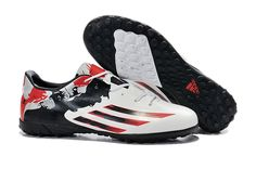 best service f2900 887a7 2015 Adidas Shoes Soccer F50 adizero Prime de Barr10 tf white red black   89.99 Messi
