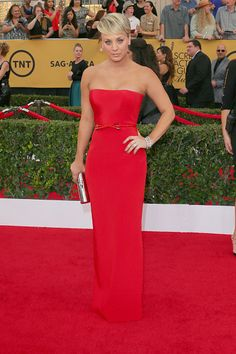 All of the Looks from at the 2015 Screen Actors Guild Awards - Every Look from the 2015 SAG Awards - StyleBistro