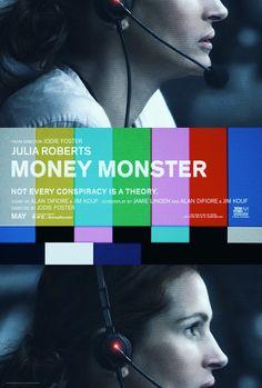 Money Monster Julia Roberts Poster
