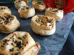 Ideas que mejoran tu vida Canapes, Bagel, Muffin, Bread, Breakfast, Recipes, Food, Mini, Gastronomia