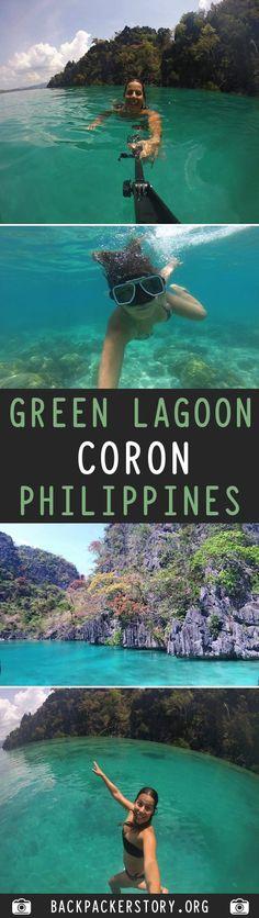 Green Lagoon Coron, Philippines: Guide