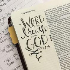 Bible Journaling | allHisgrace.net