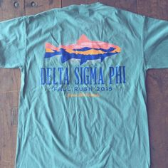 Thinking of shirt designs for next semester?  Just tell us your idea and one of our skilled artists will lay it out for you! #freedesignservices #deltasigmaphi #finalsweek #greek #frat #fratlife
