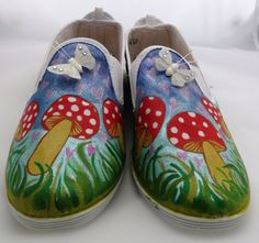 @ home: Fairy Shoes or shroom shoes!