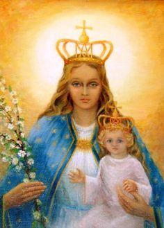 Matka Boska Blond.