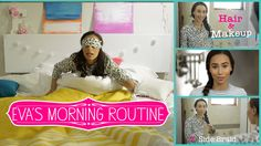 Eva of MyLifeAsEva shows you her quick and easy morning routine on #BeYouTV.