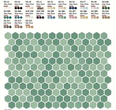 Vintage Bathroom Floor Tile Patterns   Porcelain bathroom tile in a rainbow of colors & styles from American ...