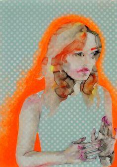 """Saatchi Art Artist Lisa Krannichfeld; Painting, """"I've Played Nice"""" #art"""