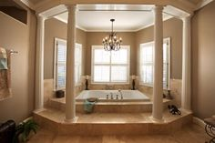 bathroom wall arched niches - Google Search
