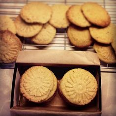 Lemon & Cardamon Stamped Cookies The Hairy Bikers Recipe