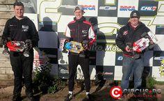 Oliver Currie remporte la 1ère manche des HNMC Winter