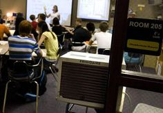 School districts working to beat the heat