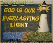 lighthouse bulletin board decorations - Bing Images