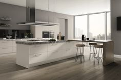 New Vivo Matt kitchen furniture range from TKC