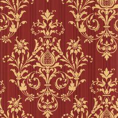 Norwall Constantine Wallpaper, sitting room?