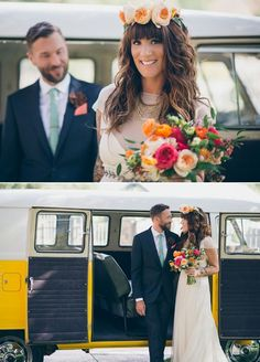 Colorful bohemian wedding   www.galasbygerry.com